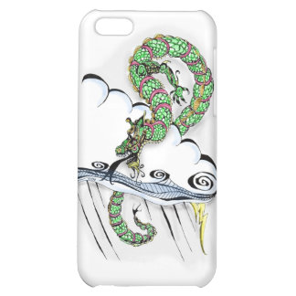 Imperial Dragon iPhone 5C Case