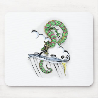 Imperial Dragon Mouse Pad