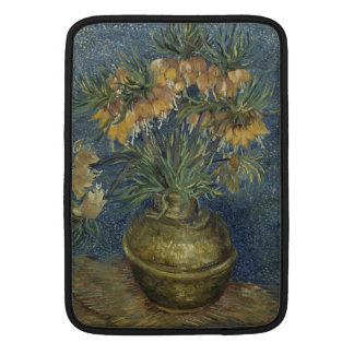 Imperial Fritillaries in Copper Vase by Van Gogh MacBook Air Sleeve