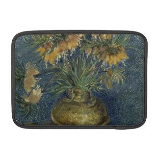 Imperial Fritillaries in Copper Vase by Van Gogh MacBook Sleeve
