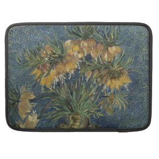 Imperial Fritillaries in Copper Vase by Van Gogh Sleeve For MacBooks