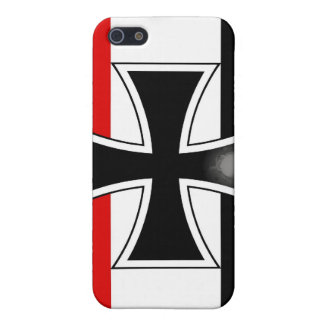 Imperial German Flag Case For iPhone SE/5/5s
