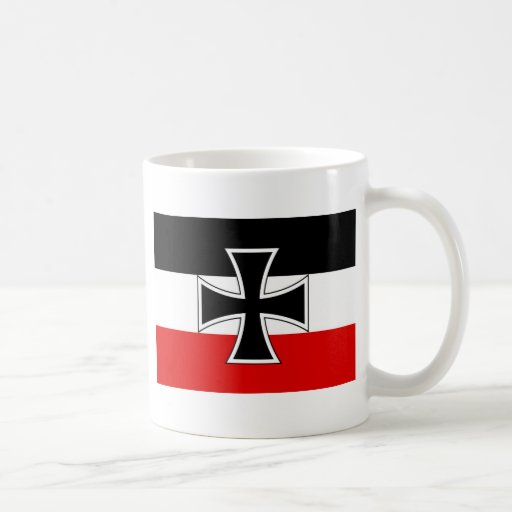 Imperial German Flag Coffee Mug
