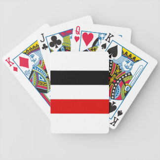Imperial German Flag - Deutsches Kaiserreich Bicycle Playing Cards