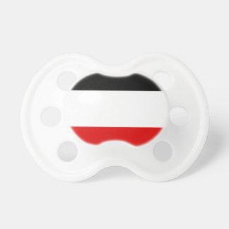 Imperial German Flag - Deutsches Kaiserreich Pacifier