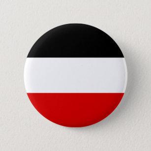 Imperial German Flag - Deutsches Kaiserreich Pinback Button