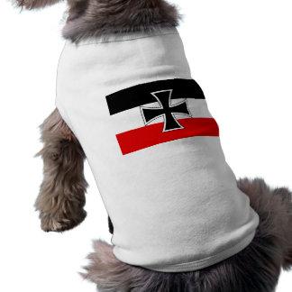 Imperial German Flag Doggie Shirt