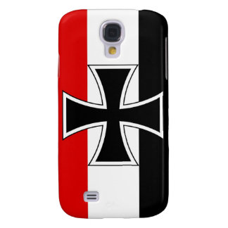 Imperial German Flag Samsung Galaxy S4 Cover