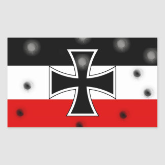 Imperial German Flag stickers