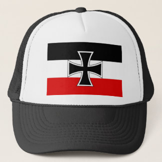 Imperial German Flag Trucker Hat