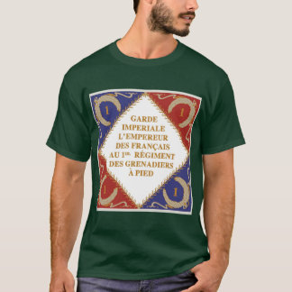 Imperial Guard flag T-Shirt