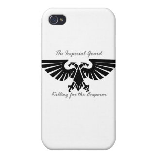 Imperial Guard iPhone case
