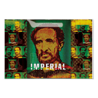Imperial His Majesty poster