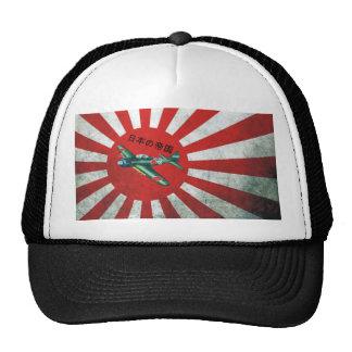 IMPERIAL JAPAN CAP TRUCKER HAT