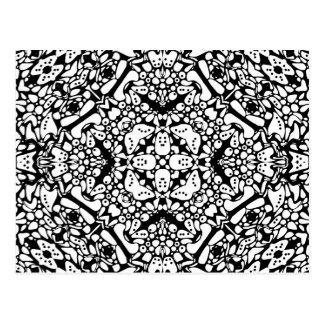 Imperial Kaleidoscope Postcard
