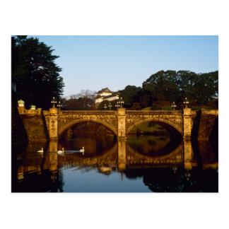 Imperial Palace, Nijubashi Bridge, Tokyo, Japan Postcard