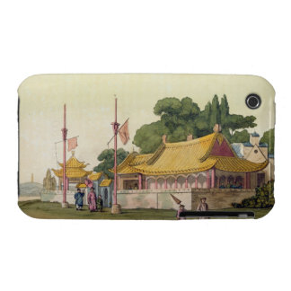 Imperial Palace, Tokyo, plate 54 from 'Le Costume Case-Mate iPhone 3 Cases