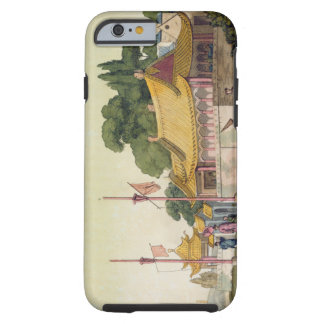 Imperial Palace, Tokyo, plate 54 from 'Le Costume Tough iPhone 6 Case
