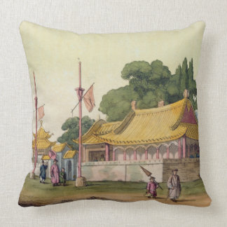 Imperial Palace, Tokyo, plate 54 from 'Le Costume Pillow