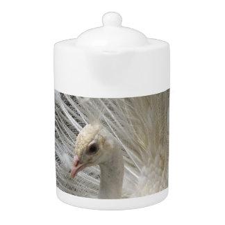 Imperial Peacock Teapot