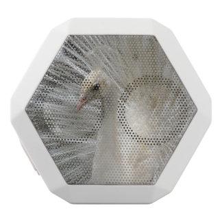 Imperial Peacock White Bluetooth Speaker