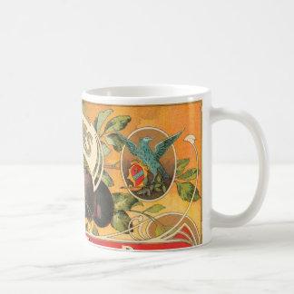 Imperial Plums Coffee Mug