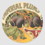 Imperial Plums Sticker