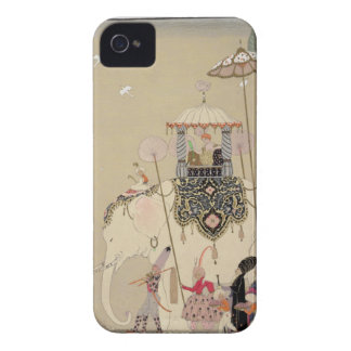 Imperial Procession (colour litho) iPhone 4 Case-Mate Case