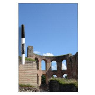 Imperial Roman Baths Dry-Erase Board