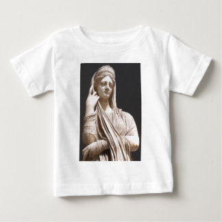 Imperial Roman women - statue Baby T-Shirt