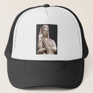 Imperial Roman women - statue Trucker Hat