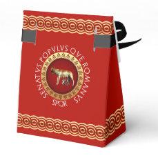 Imperial Rome Favor Box