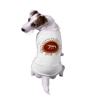 Imperial Rome Pet T Shirt