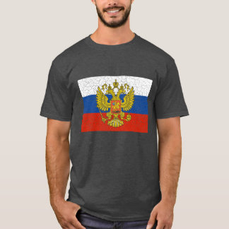 Imperial Russian Distressed Shirt