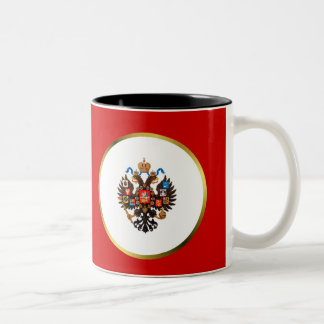 Imperial Russian Eagle Mug