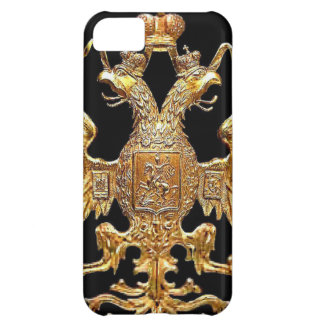 Imperial Russian Society Crest IPhone 5 Case