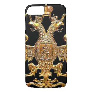 Imperial Russian Society Crest iPhone 7 case