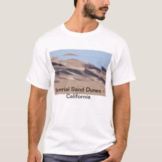 Imperial Sand Dunes California T-Shirt
