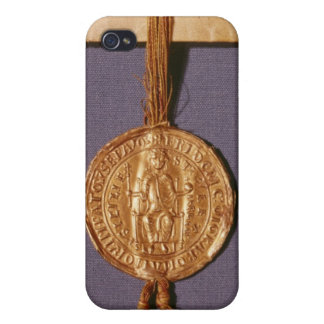Imperial seal of Frederick II from the iPhone 4/4S Cover