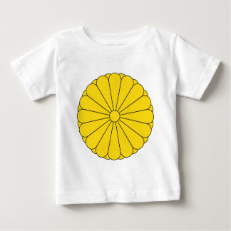 Imperial Seal of Japan - 菊花紋章 Baby T-Shirt