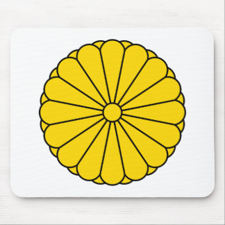 Imperial Seal of Japan Mouse Pad