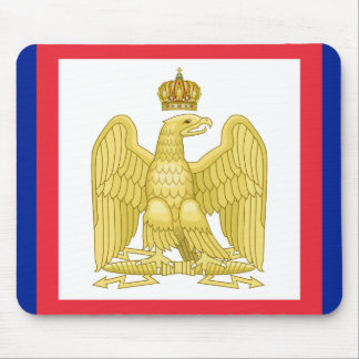 Imperial Standard Flag of Napoleon I Mouse Pad