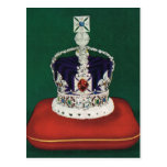 Imperial State Crown of England, Post Cards