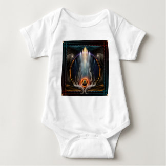Imperial View Fractal Art Babies T-Shirt