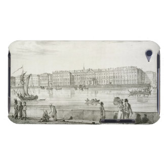 Imperial Winter Palace, St. Petersburg (litho) iPod Case-Mate Case