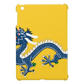 Imperial Yellow Dragon Flag, Qing Dynasty (China) iPad Mini Case