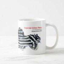 Imperial Zebra Sucker Catfish Coffee Mug