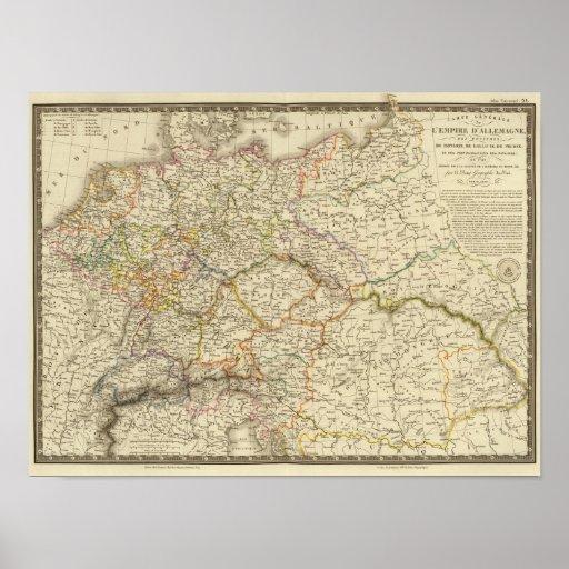 Imperio alemán, Hungría, Galicia Impresiones