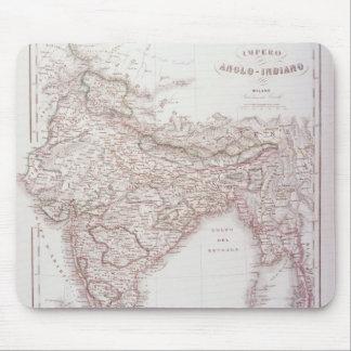 Imperio Anglo-Indio Alfombrillas De Raton