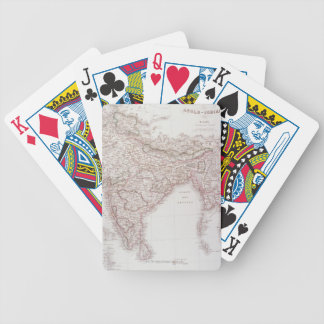 Imperio Anglo-Indio Baraja Cartas De Poker